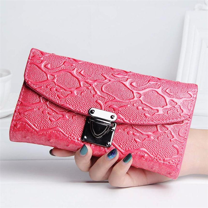 Amazing Designer Simple Wallet Women Purse Long Wallet Card Holders Bag carteras famous brand womens wallets and purses Lucky aelicy long clutch women wallet female simple retro owl printing womens wallets and purses luxury brand famous card holders