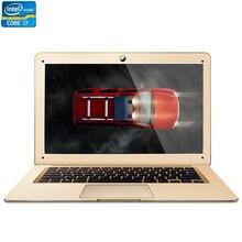 Intel Core i7 CPU 14inch 4GB RAM+64GB SSD+500GB HDD 1920X1080P FHD Wifi Bluetooth Windows 7/10 System Laptop Notebook Computer