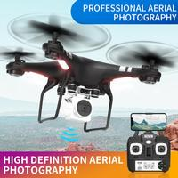 SH5HD Drone with camera HD 360 degree 170 Wide Angle Lens Quadcopter 4CH WiFi FPV Airplane Hover flip Live Video Photo