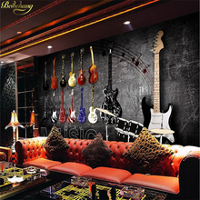 Guitar Wall Art For Living Room