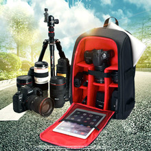 New  Multi-functional Camera Backpack Video Digital Dslr Bag Waterproof Outdoor Photo Photography Bags