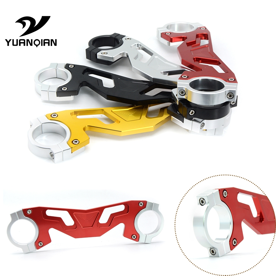 Moto Motorcycle Accessories CNC Aluminum Balance Shock Front Fork Brace Stabilizer For Honda MSX 125 MSX125 2013 2014 2015 2016 motorcycle front shock fork brace balance device clamp bracket wheel damper for honda cb400 92 98 nsr250 p3 cb250