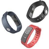 GIMTO Smart Bluetooth 30M Waterproof Sports Bracelet Heart Rate Sleep Monitoring Fashion Casual LED Men Wristwatches