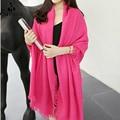 Хиджаб шарф echarpes бандана новое прибытие Твердые женщин шарфы пашмины шарфы bufandas mujer femme sjaal платки