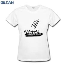 6433a9b4801 GILDAN Knitted tshirt ANIMAL LIBERATION Vegan sXe EARTH CRISIS Chimp ALF  style Sleeve