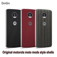 Motorola Moto Z2 Play Case Original Moto Mods Style Shell Magnetic Adsorption Cover Protector Case For