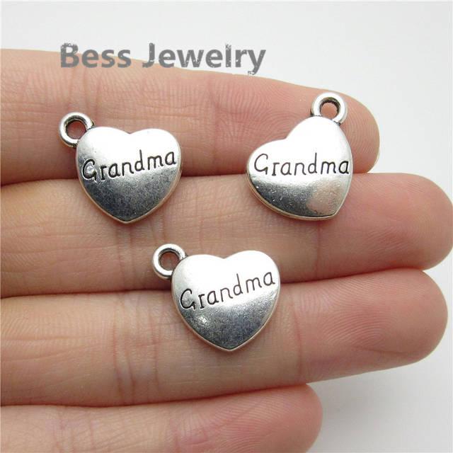 charm pandora amore di nonna