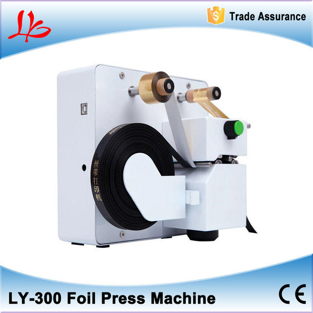 Best sales color business card printing ly 300 foil press machine best sales color business card printing ly 300 foil press machine digital hot foil printer machine reheart Images