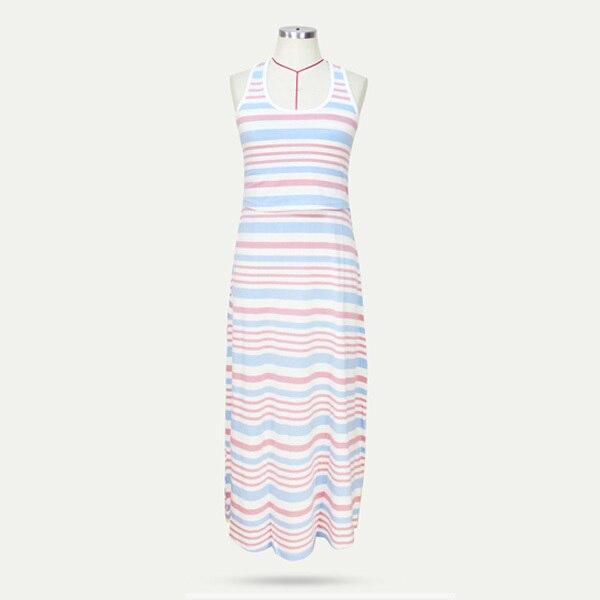 Emotion Moms модная одежда для беременных летнее платье для кормящих для беременных женщин платья для кормящих грудью одежда для кормления - Цвет: 03