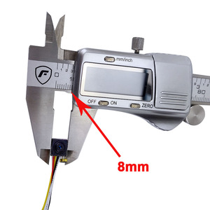 Image 5 - Audio 800TVL mini camera 8mm x 8mm small size analog video camera micro mini cvbs cctv camera FPV Camera for quadcopter
