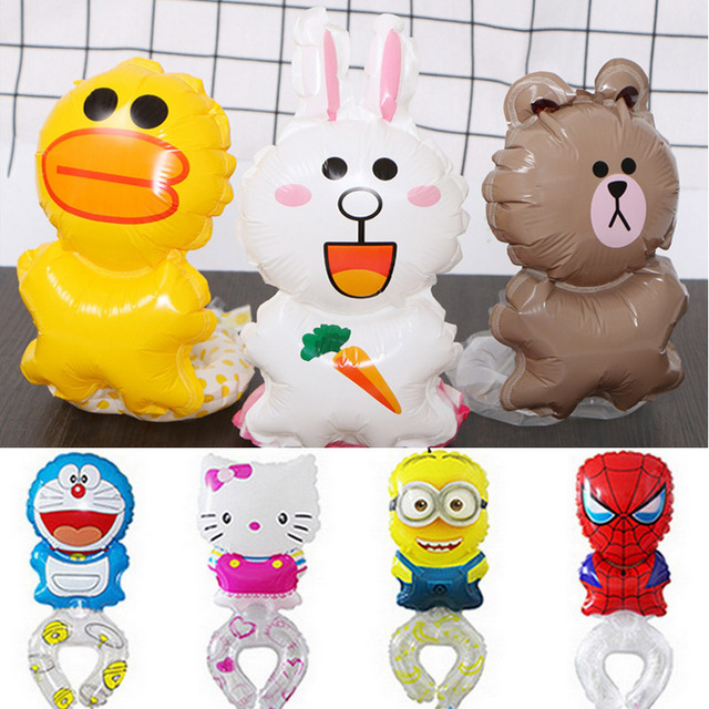 Tier cartoon Armband folienballons Mode handgelenk ballon Kinder ...