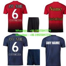 475327f61 2018 2019 Optimum quality Manchesteers United Adlut kit soccer Jerseys  camisetas shirt survetement man Football shirt