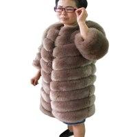 ZADORIN 2018 New Autumn Winter Coat Women Furry Long Faux Fur Coat Plus Size Thick Warm Ladies Coats Fur Jackets Abrigos Mujer