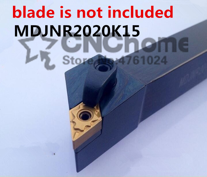10pcs DNMG110408 Insert MDJNR1616H11 External Turning Boring Bar Holder