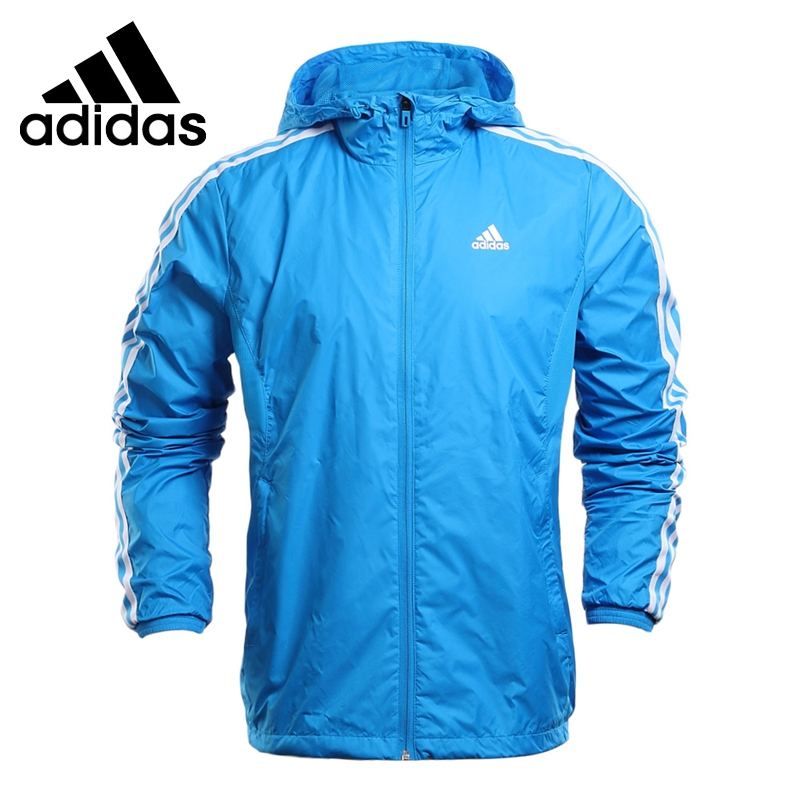 Original New Arrival   Adidas performance men's jacket  Hooded sportswear брюки спортивные adidas performance adidas performance ad094emjwg44