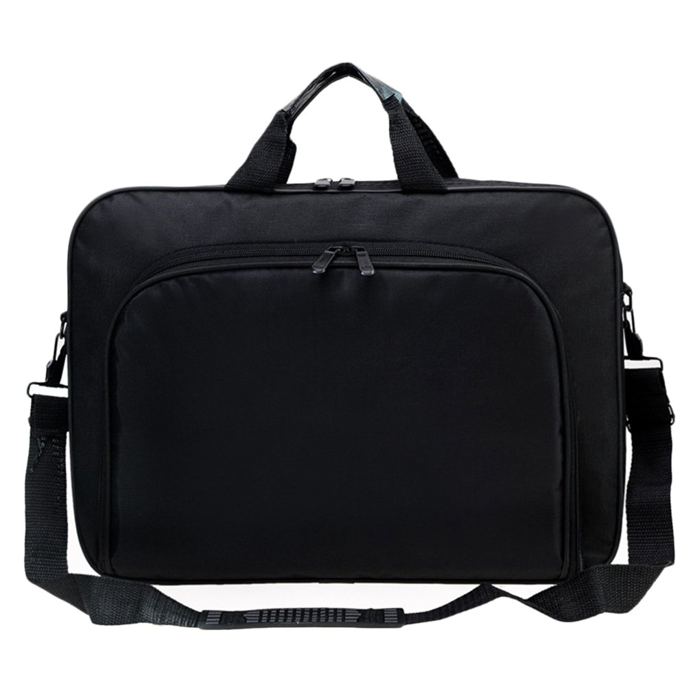 Portable Business Handbag Shoulder Laptop Notebook Bag Case Suitable for 15 inch P20 jacodel business large crossbody 15 6 inch laptop briefcase for men handbag for notebook 15 laptop bag shoulder bag for student