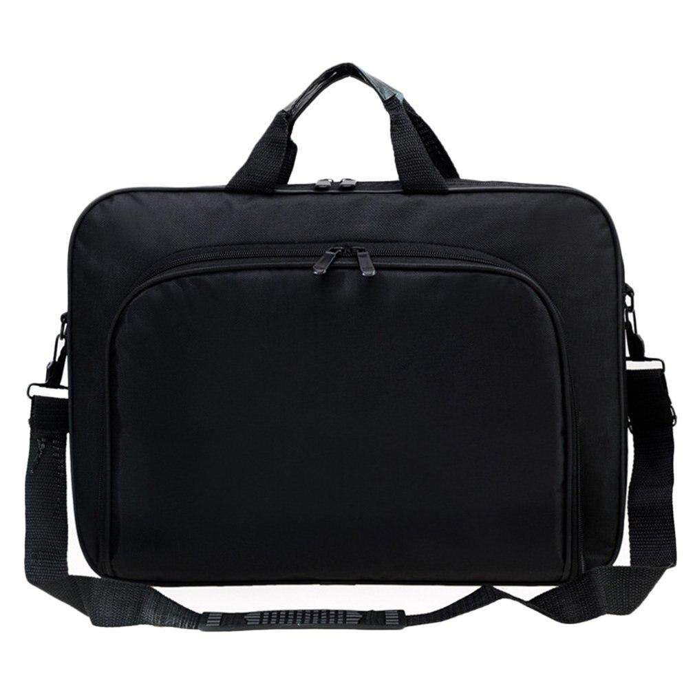 Portable Business Handbag Shoulder Laptop Notebook Bag Case Suitable for 15 inch P20