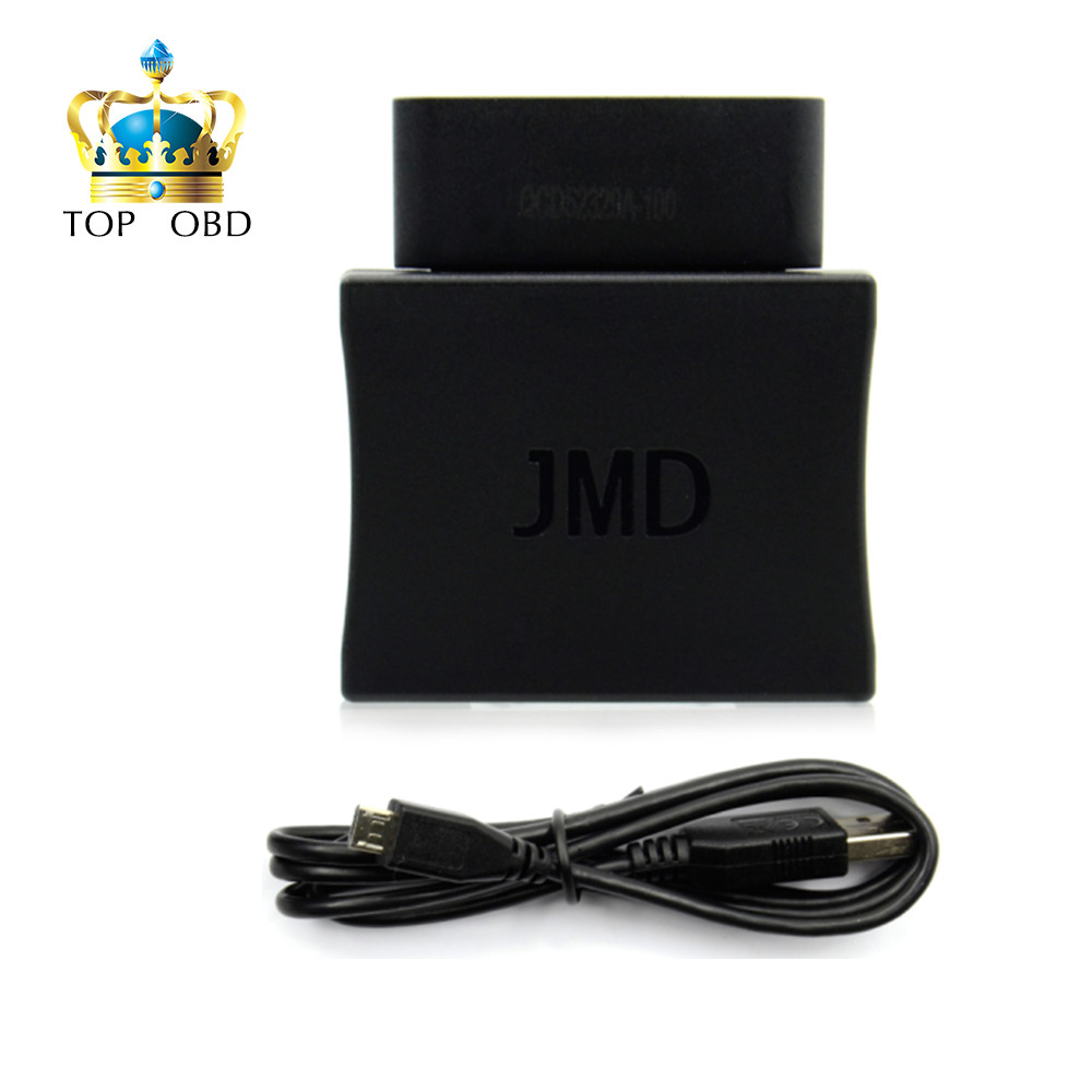 Large in stock !!!!newest version v8.1 jmd assistant handy baby obd adapter to read out data from id4