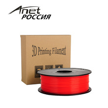 ABS!! Original Anet 3d filament plastic for 3d printer and 3d pen/many colors 0.5kg 170 m ABS /express shipping from Moscow