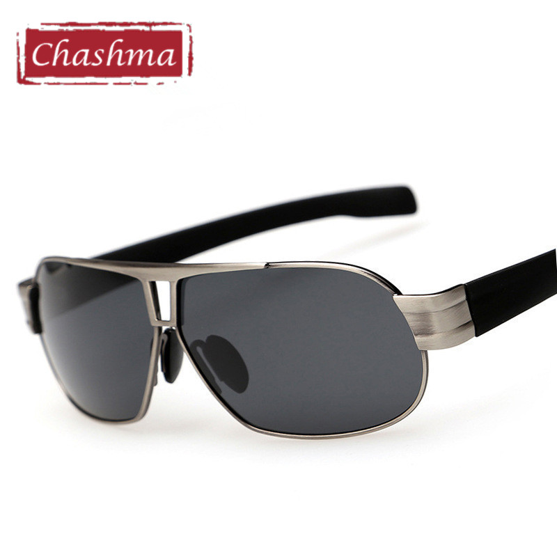 Chashma Fishing Sunglasses Men Polarized Designer Sun Glasses Myopia for Driving and Fishing Prescription Finished Glasses
