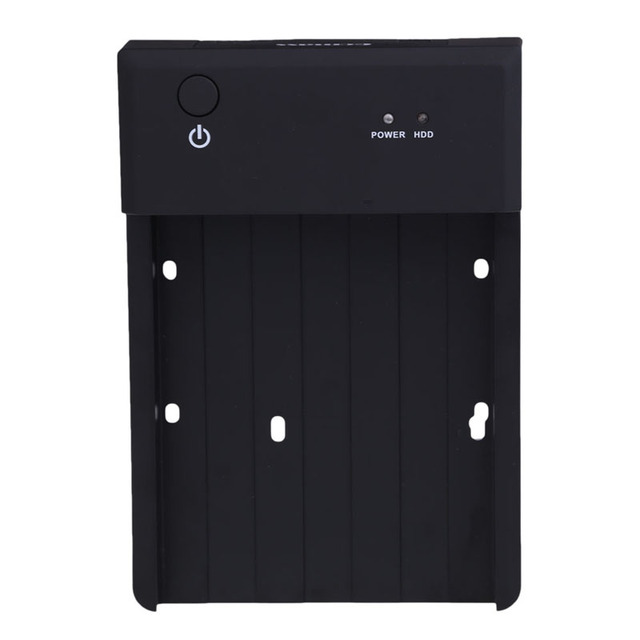 USB 3.0 HDD enclosure Docking Station for 2.5 / 3.5 inch SATA Best wholesale Recommend Black