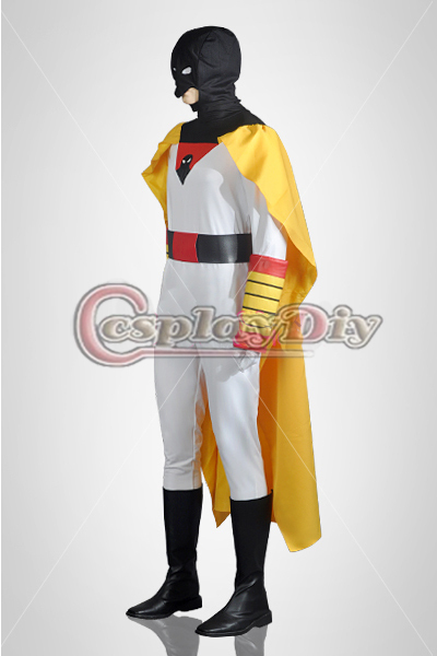 dc comics space ghost costume suit adult mens halloween carnival cosplay costume - Space Ghost Halloween Costume