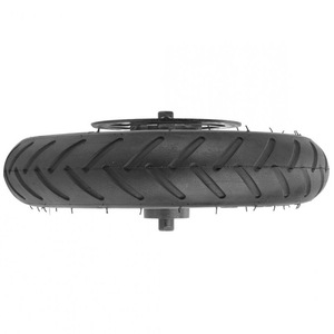 Image 5 - Electric Scooter Tyre with Disc Brake Disc Scooter Pneumatic Tire Rear Wheel Disc Brake Tyre for Xiaomi M365 Electric Scooter
