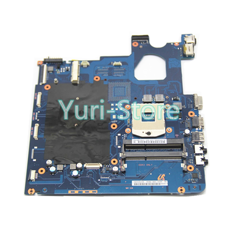 NOKOTION BA92-10740A BA92-10740B laptop mainboard for Samsung NP300E4C DDR3 HM70 PGA989 100% test excellent quality laptop motherboard for samsung np rv515 mainboard ba92 08334a ba92 08334b tested ok