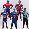 2017 American Superhero Adult Muscle Clothing Children S Captain America Cosplay Iron Man Thor Ant People