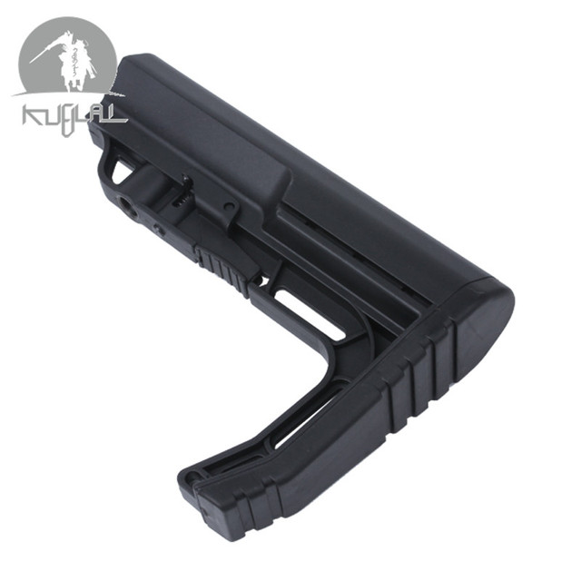 Nylon MFT Rear Butt Water Bullet Gun Accessories Blaster BD556 MK18 Tactics