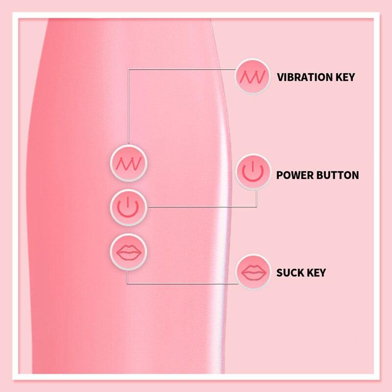 G Spot Vibrator Orgasm Stimulation genital Vibrators for Women Pussy Pump Vagina Vibrator Clitoris Licking Sex Toys Massager in Vibrators from Beauty Health