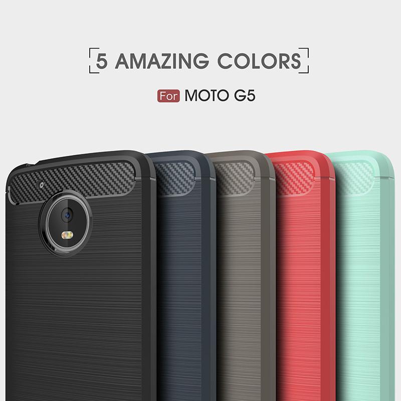 carbon fiber tpu case moto g5 (8)
