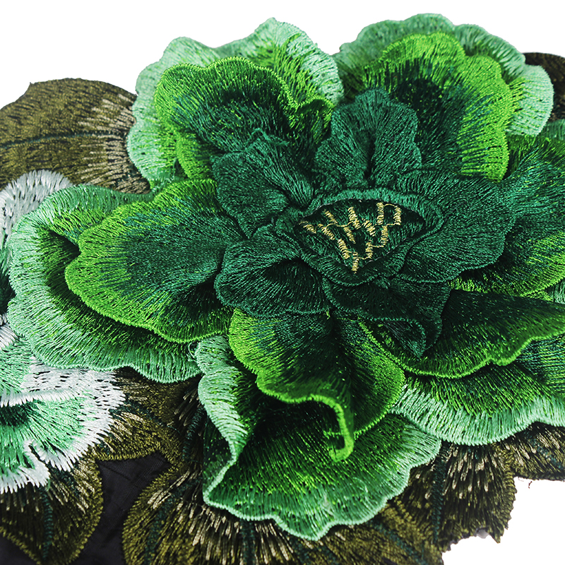 5piece-3D-Green-Peony-Lace-Embroidery-Applique-Pacthes-Lace-Fabric-Motif-Venise-Scrapbooking-Clothes-Sewing-Accessories