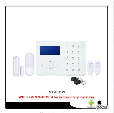 Voice Prompt Wifi smart alarm GSM Home Automation Burglar Alarm Wifi  Alarm System Using Wi-Fi with webIe and App control kamaljit singh bhatia and harsimrat kaur bhatia vibrations measurement using dsp system