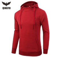 3 Color Solid Color New Brand 2017 Men S Hoodies Men S New Year S New