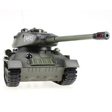 Super Big 99869 1:28 Scale RC Tank VS Bunker Model Remote Control Electric Eduction Army Toys kis Gift