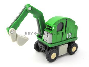 Locomotora Para Brio De Camión Juguete Vehículos Diecast Tren Juguetes Motor Ferrocarril T002d Niños Coche Alfie Apto nkPX80wO