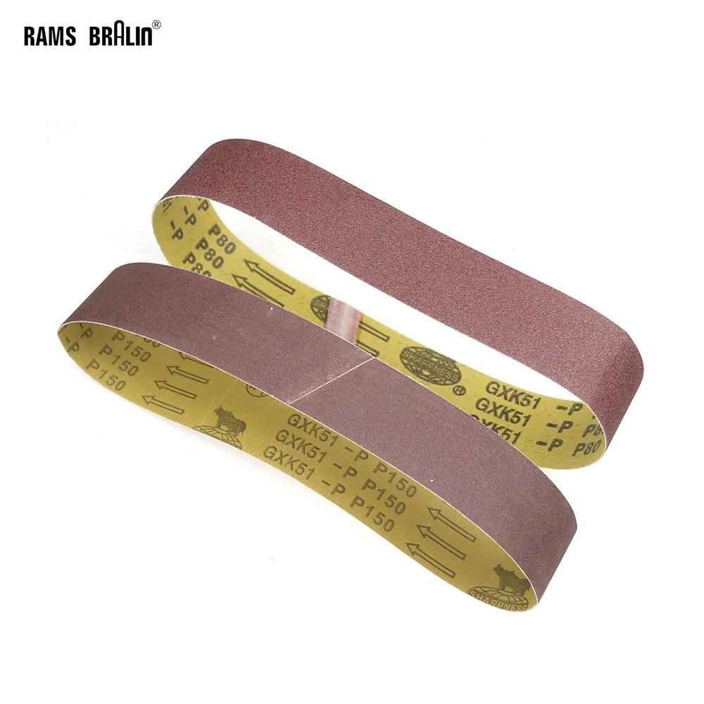 20 Pieces 686*50mm Abrasive Sanding Belts 2