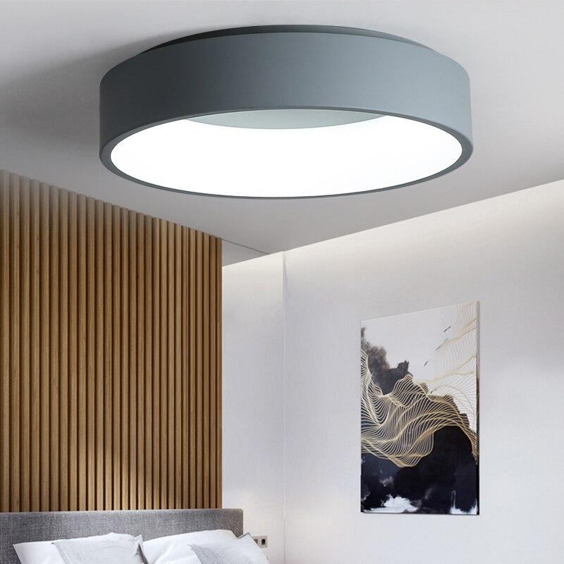 Sortie d'usine Moderne LED lustre Pour Salon Chambre Chambre Décoration En Aluminium Plafond Lustre luminaires
