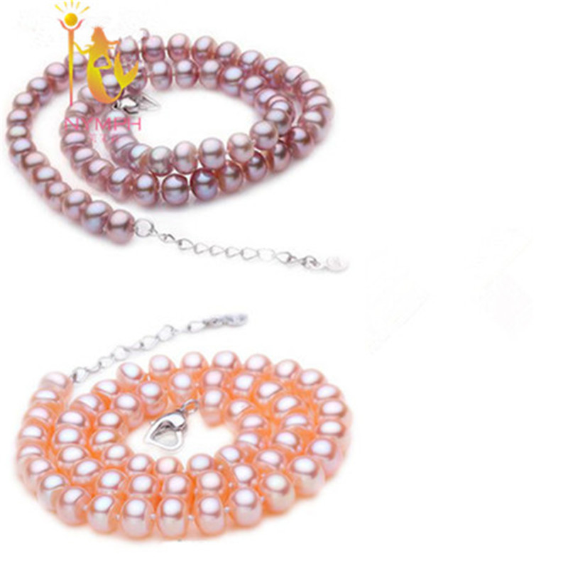 ZHIXI JEWELRY natural fresh water pearl necklaces, ,pink and purple pearl,2014 new fashion,romantic for womenZHIXI JEWELRY natural fresh water pearl necklaces, ,pink and purple pearl,2014 new fashion,romantic for women