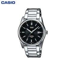 Наручные часы Casio BEM-111D-1A мужские кварцевые на браслете