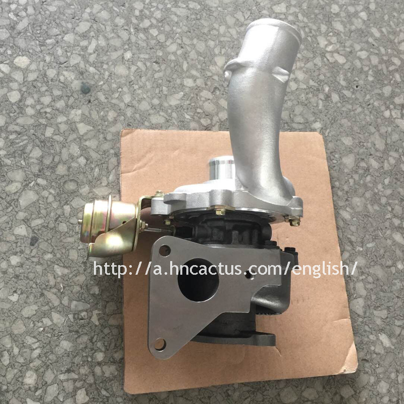 Electric turbo supercharger GT1749V Turbo Charger 708639 ...