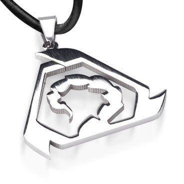 Command & Conquer Nod Scorpion Necklace Pendant Free With Chain - Titanium Steel