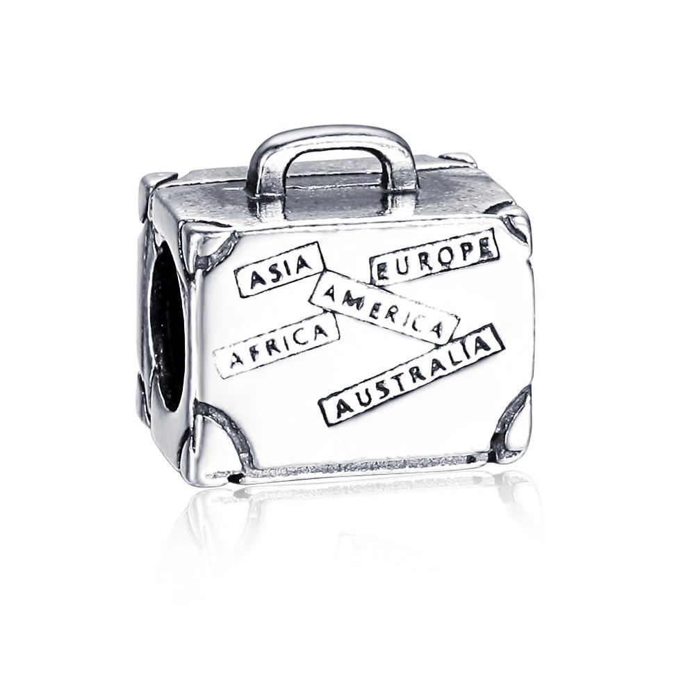 charm pandora valise