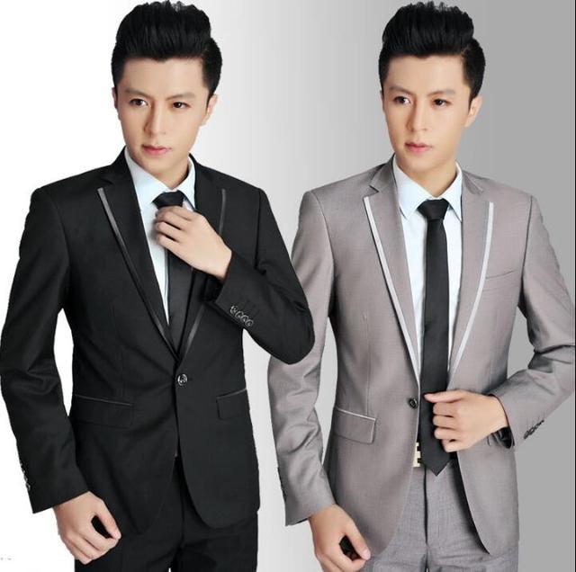 Chorus mariage groom wedding suits for men blazer boys prom suits ...