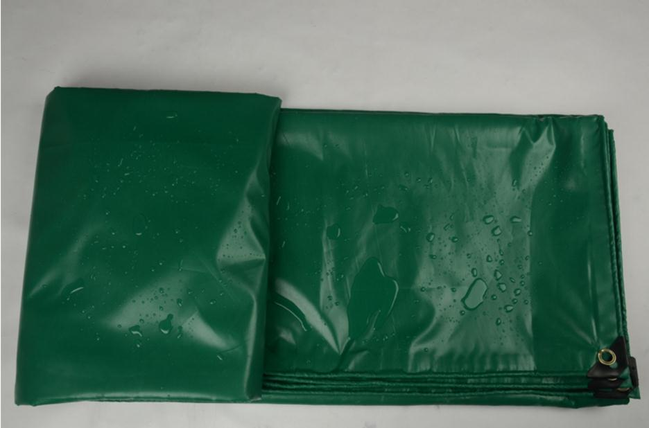 Customize 400g/sqm 2mX3m 9.84ft X6.56 green outdoor waterproof tarps, rain pvc cover, truck tarp. tent material,dust cover 500g sqm waterproof oxford cloth 420d thick pvc fabric waterproof material
