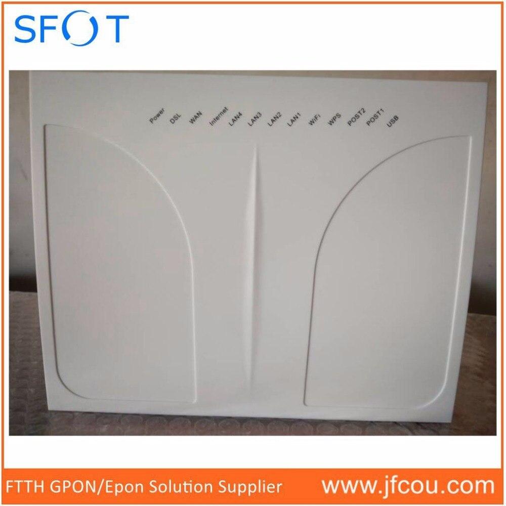 CBT630WTV VDSL2/ADSL2 + Wireless Modem, wireless Router, with 4 LAN ports+2POTS+wifi+USB+DSL port+WAN port
