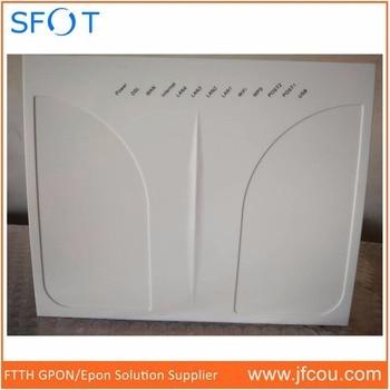 CBT630WTV VDSL2/ADSL2 + módem Router inalámbrico con 4 puertos LAN + 2 POTS + wifi + USB + DSL port + puerto WAN