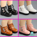 Doll Accessories Mini Shoes wholesale ulticolor 7.2cm Little Boots For 1/4 BJD Doll and 16 Inch Sharon doll