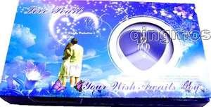 Image 5 - Qingmos 10 cajas de colgante de corazón y Perla para mujer, conjunto de regalo, gargantillas, collar, colgante, amor, ostra